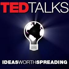 Picture:  The TED lightbulb.  Ideas Worth Spreading