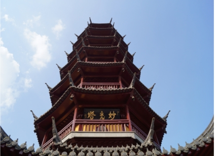 Picture: It's looking up At Nanchan Si, Ruth Anderson photo.