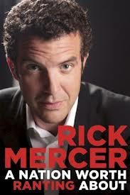 Picture: Rick Mercer rants about the Canada China secret deal.