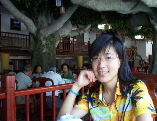 Picture:  Guo Wei on Hainan Island, China 2005
