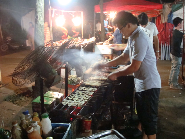 DSC08785Picture: Shitang Cun street barbecue, Wuxi, China